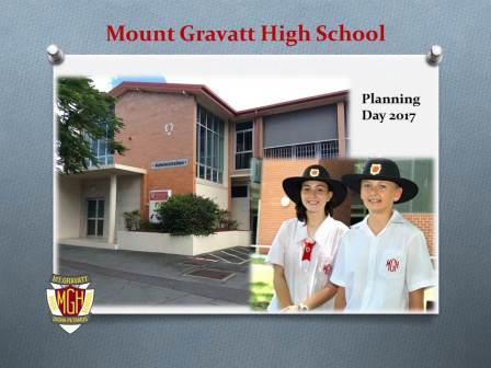 2017 Annual Planning Day