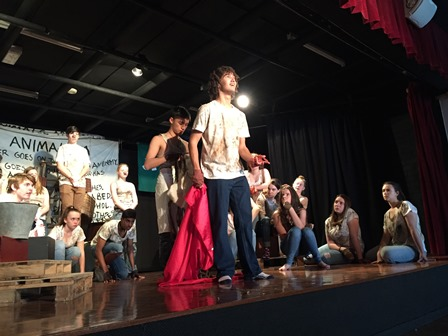 Year 12 Drama Night