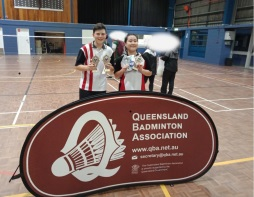 Queensland Badminton State Champions